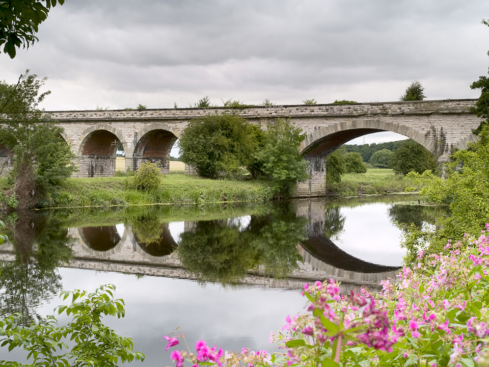 The viaduct, Tadcaster