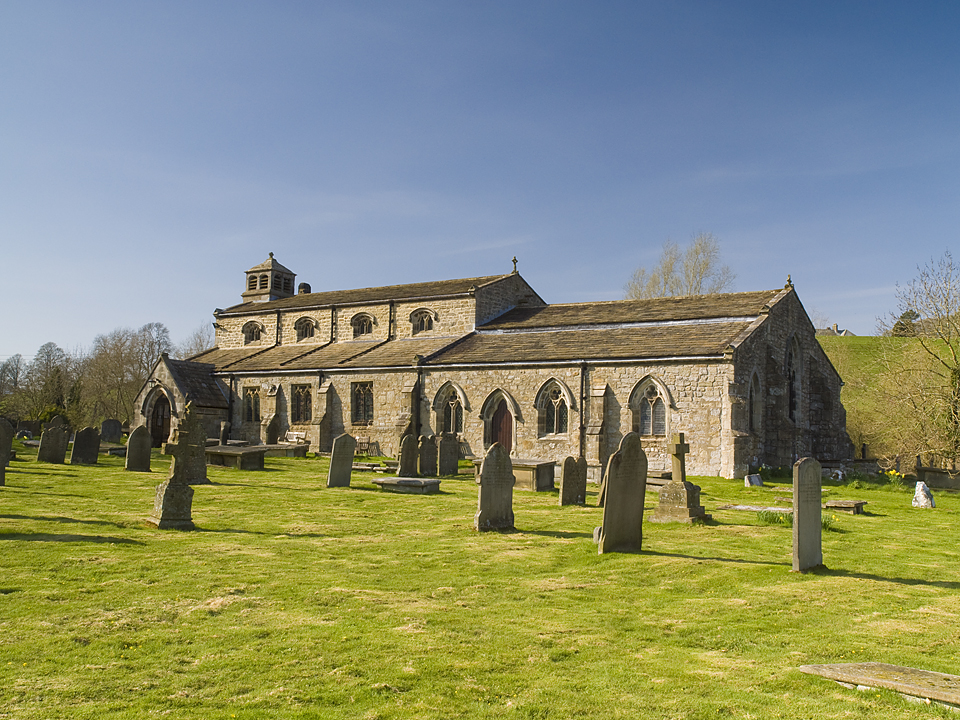 Linton Parish Church, Wharfedale
