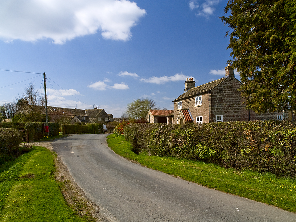 Netherby Village, Wharfedale. David Armitage photography
