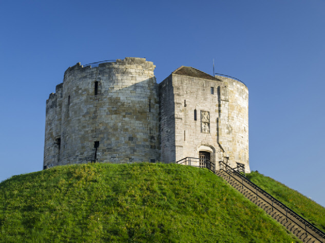Clifford's Tower,York