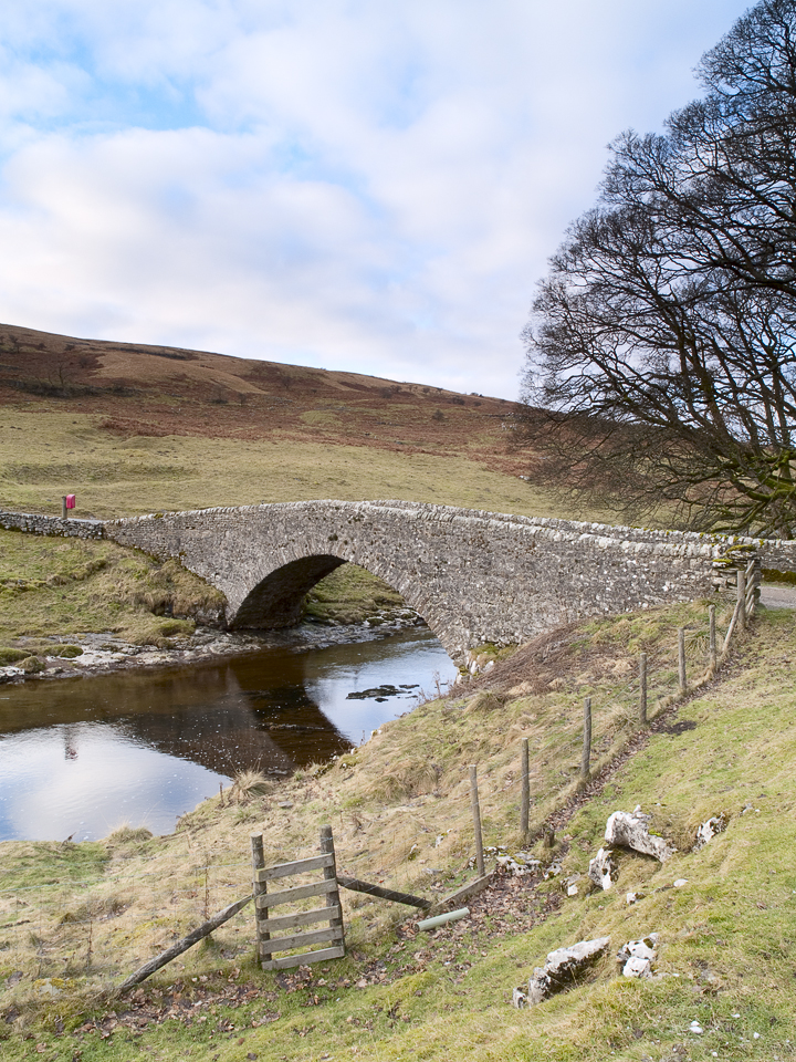 Pack horse bridge, Yockentwaite