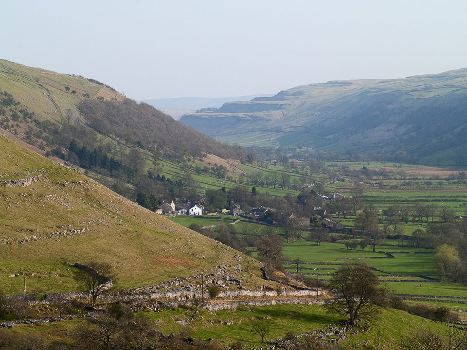 Upper Wharfedale and Buckden